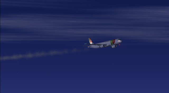 Flight Simulator X – TAP AIRBUS A321 |   ::invisible flame