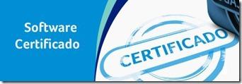 software certificado