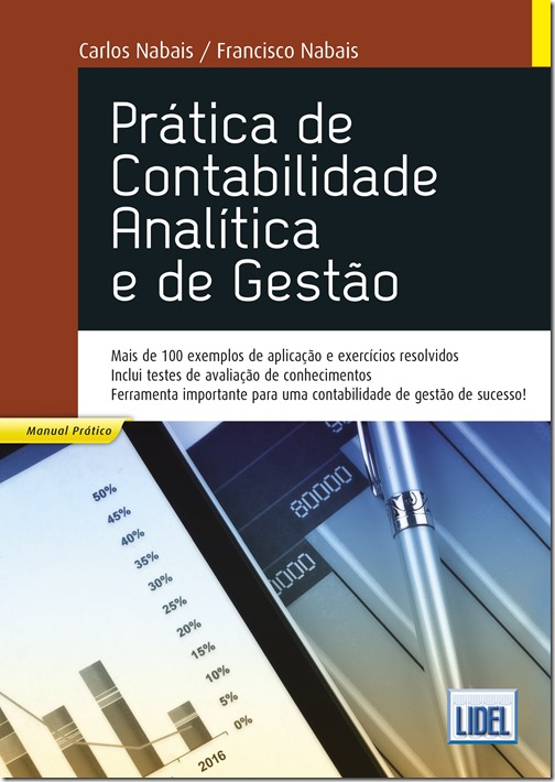 Capa Prática de Contabilidade Analitica e de Gestão_29.95 euros