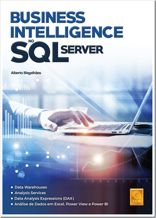 Capa Business Intelligence no SQL Server_22.20 euros