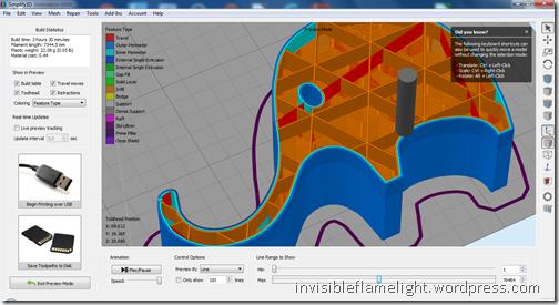 Capture10-evidenciar diferenças entre processos. infill e layer