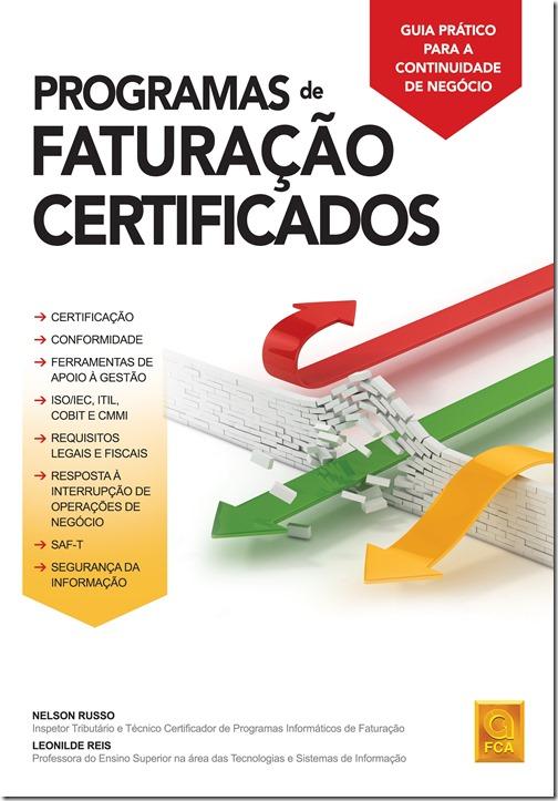 Capa Programas de Faturação Certificados_26.65 euros
